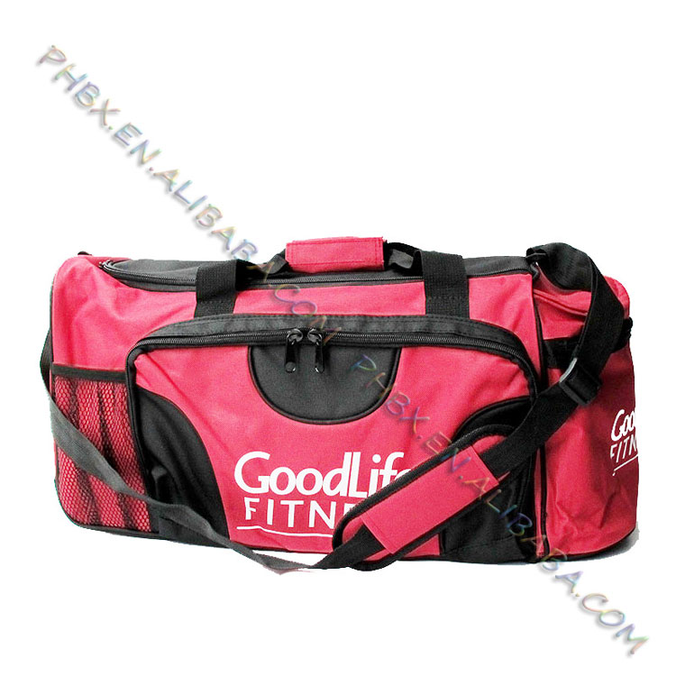 WATERPROOF GYM BAG #12009