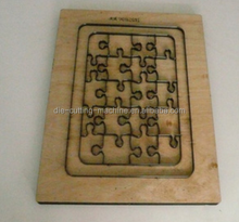 paper/cardboard jigsaw puzzle die cutting mould