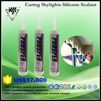 Anti-UV Skylight Natural Curing General Purpose Silicone Sealant