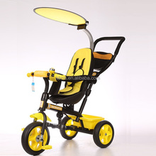 China Factory Wholesale Cheap Baby Tricycle with Rotating Seat