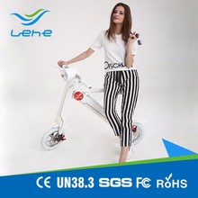 Only 18kg light weight 4x4 easy rider mobility scooter white