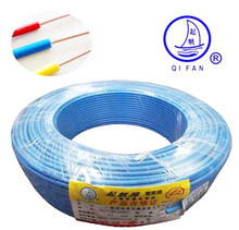 Flame-retardant Copper PVC insulated wire cable ZRBV