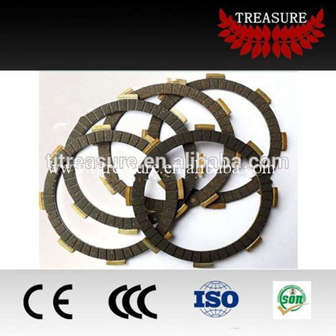 china pulsar 200ns motorcycle parts clutch disc