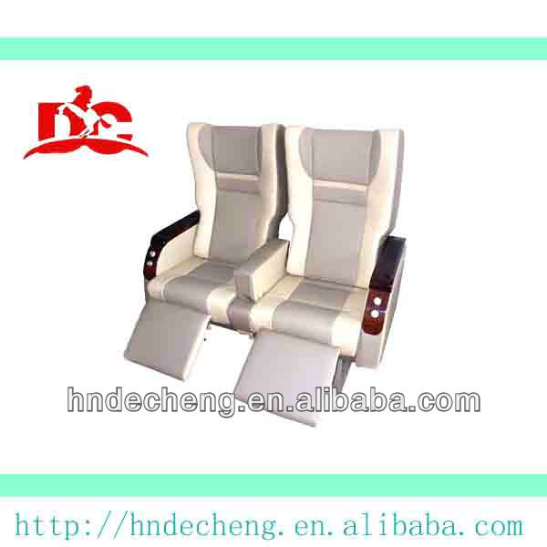Yutong Bus Parts Seats Vip Double Business Seat