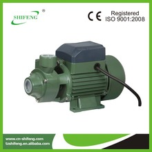 2015 the latest self priming pump QB60-Bz surface pump/micro pump high viscosity