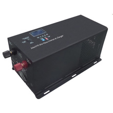 2015 New intelligent dc ac inverter 10kw 230v with copper transfomer