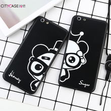 CITYCASE Free Sample Hot Selling Phone Cover for iphone 6 4.7,Printable Sublimation Phone Case for iphone 6plus for Sweet Lovers