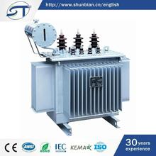Electrical Equipment Three Phase 2015 HOT SALE!!! Oil Immersed Type Micro Transformer