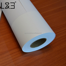 Adhesive Back Luster Waterproof RC Photo Paper Rolls 190Gsm