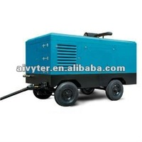 airman portable rotary screw air compressor