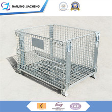 Japan Machine Produced Nice Designed mesh container for warehouse