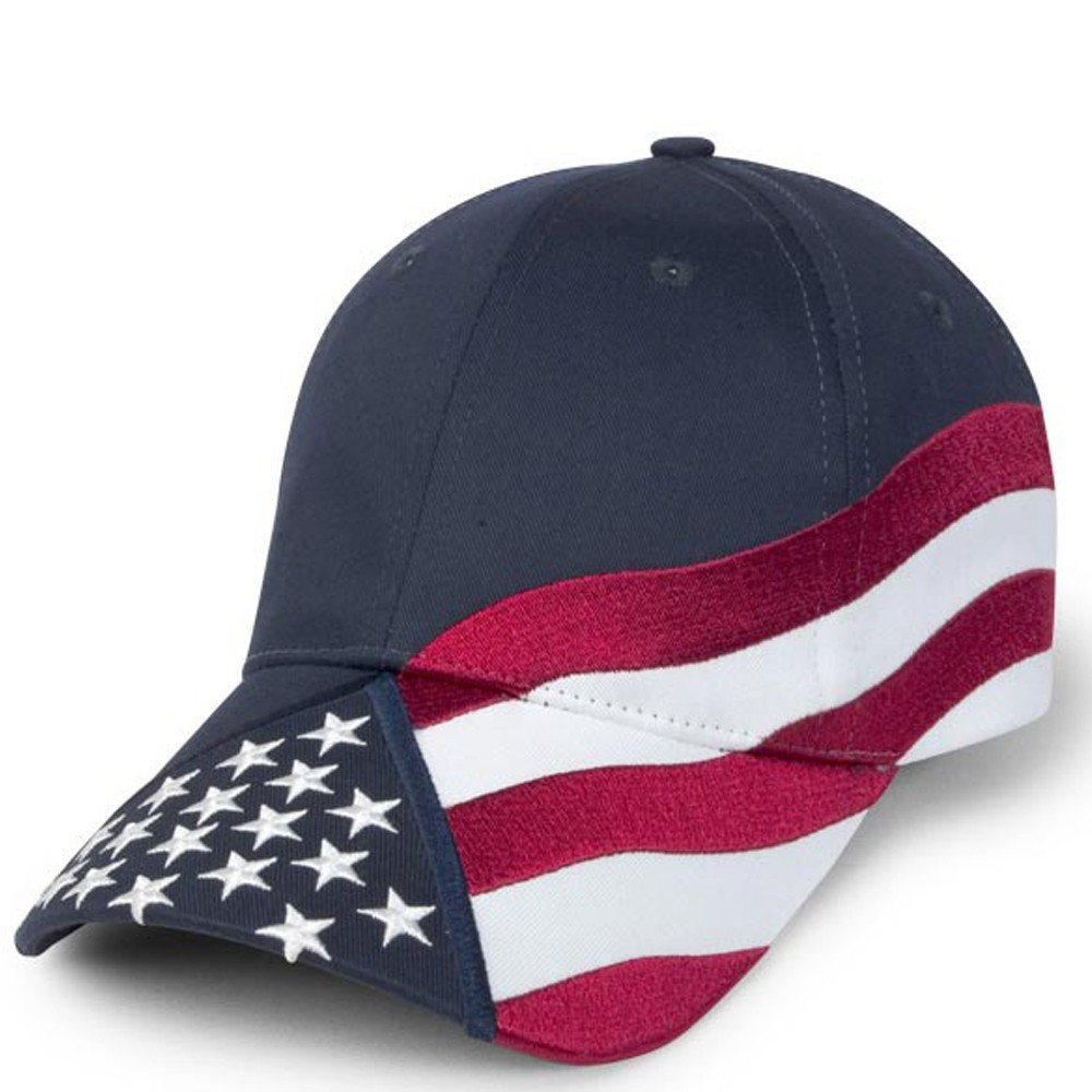 china supplier usa baseball cap wholesale manufacturer