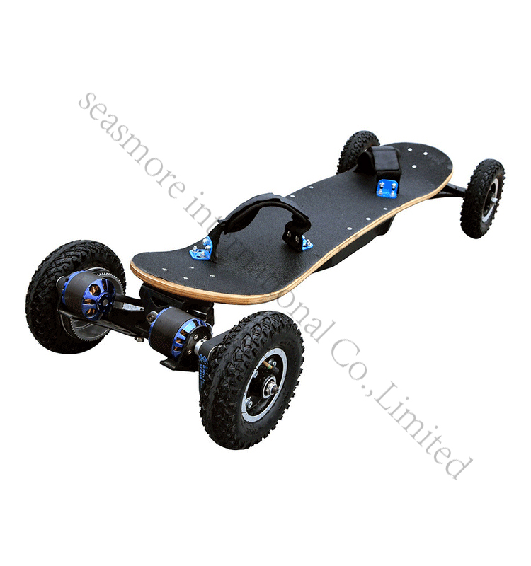 Latest ideal Teen / adulto Lazer todo - O - Terreno de skate Montanha Bordo dirt board DIY Terra board dirt surfer electric moun