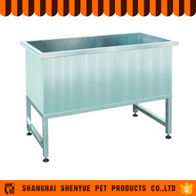 High Quality Stainless Steel Pet Bathtub Dog Tub