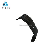 Custom Made High Quality Steel Stamping Powder Coating Electric Lamp Mounting Bracket