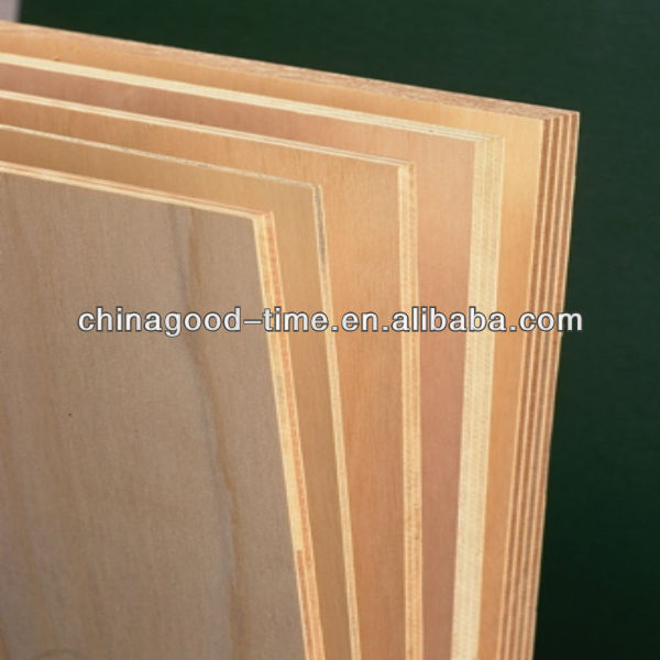 Okume commercial high quality furniture made plywood
