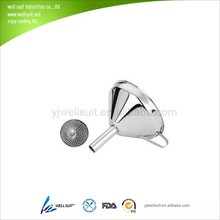 Hot sale best quality stainless funnel factory