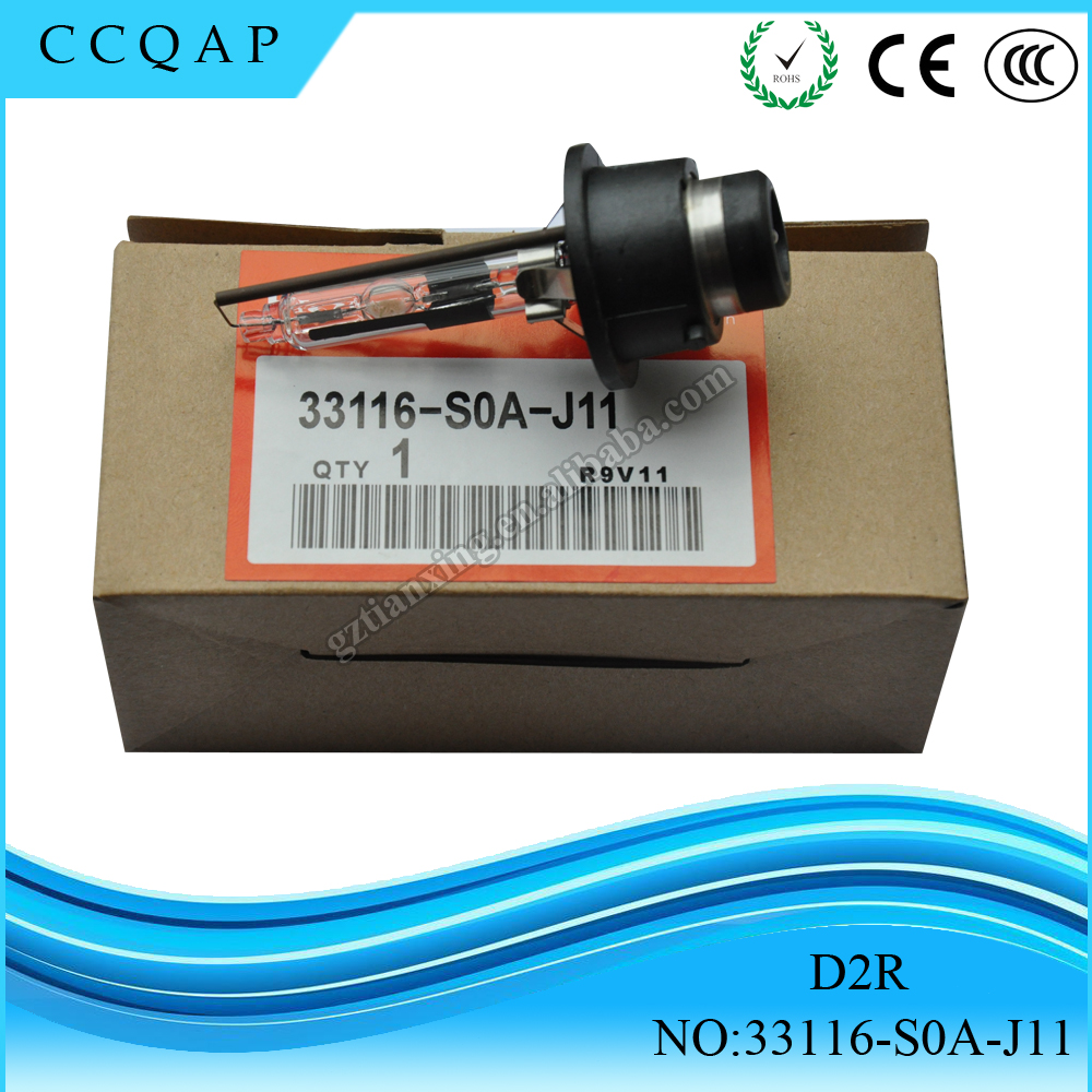 33116-S0A-J11 2016 Hot selling high quality factory price xenon lamp hid driving headlights hid bulbs D2R