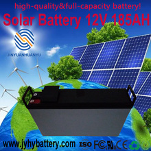 12V 185AH Front Access Maintenance Free Deep Cycle Solar Battery