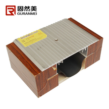 Aluminum Decoration Expansion Joint Materials used in Big buildings
