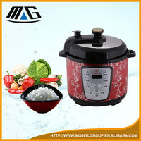 commercial flashing ss electric aluminum industrial pressure Cooker 110-240V