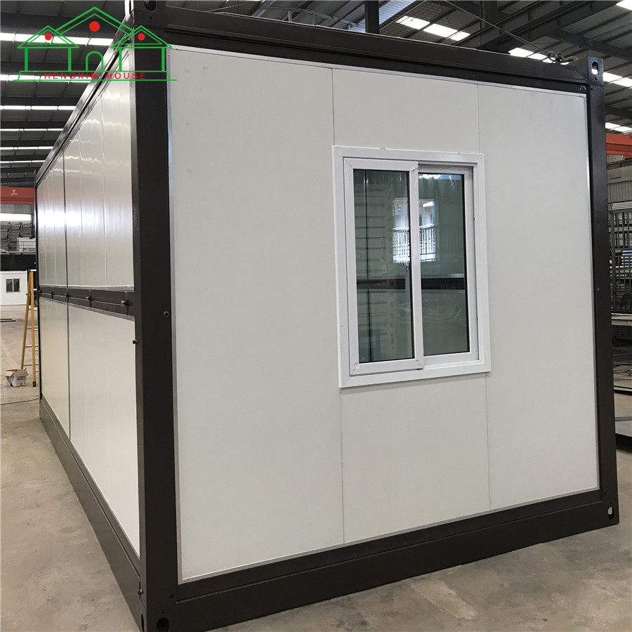 New design folding foldable container prefab home