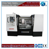 CK6190W alloy wheel repair machine lathe and RIM STRAIGHTENING MACHINE