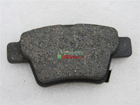 China Car Accessories Front brake pads for Geely EC7 1064001724