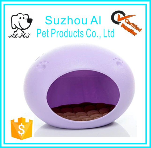 Hot wholesale Small Pet Lovely Cute Luxury Plastic Dog Indoor House