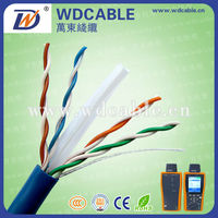 LSZH insulated cat 6 utp lan cable
