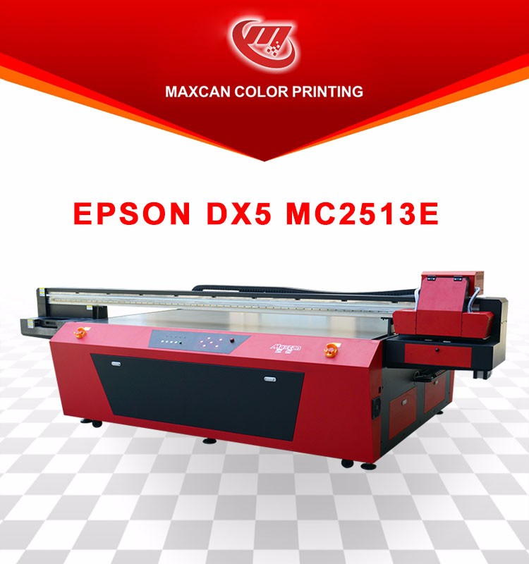 High quality canvas printer machine of CE and ISO9001 standard