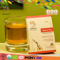 Hot Sale 100% Pure Organic Instant Black Tea Extract Powder