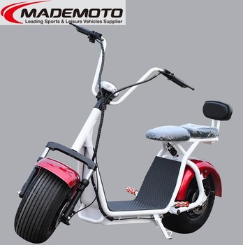 high speed 70km/h citycoco scooter electric motor power 2000W