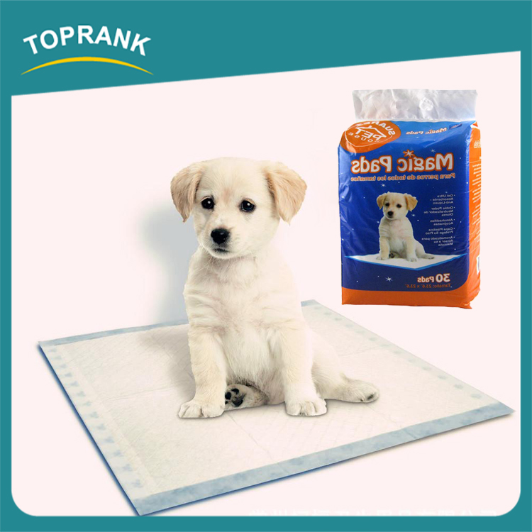 Cheap Wholesale Eco-friendly nonwoven Disposable Puppy dog Training Pads