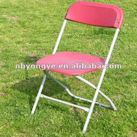 garden classics outdoor plastic chair foldable plastic chair
