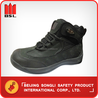 SLS-HN-1512 Buffalo Leather Safety shoes