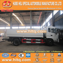 Dongfeng 145 4x2 10000L stainless steel water tank truck for sale in China ,manufacture