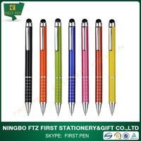 Hot Selling Aluminium Capacitive Touch Screen Stylus Pen