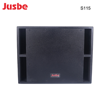 high performance 450 watts audio sound PA system subwoofer speaker sound box S115