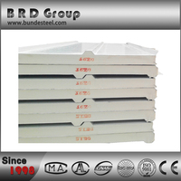 pu foam partition corrugated foam sandwich panel roof sheet