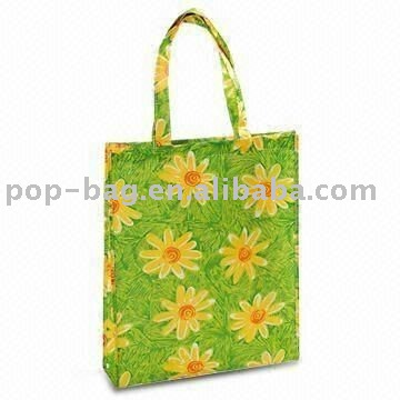 environmental non-woven shopping bag with lamination