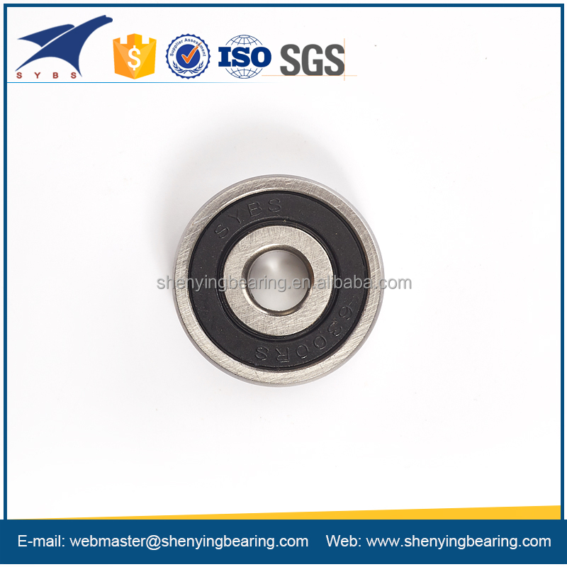 LOW friction deep groove ball bearing made in china for home appliance