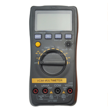 VC88 3 3/4 digital auto range multimeter with large LCD display