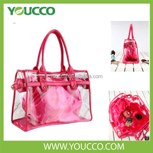 Low price wholesale in miami used ladies designer for sale clear handbag