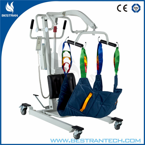China CE approved BT-PL002 manufacturer equipment for transfer disable people home care device patient lift
