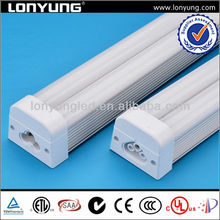 50000 hrs long lifespan T5 integrative double tube 1~6ft 12w t5 fluorescent tube lamp