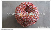 high quality Mixed Color Cotton Rope