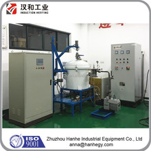 Small Melting Capacity Electric Induction Copper Melting Furnace for Sale