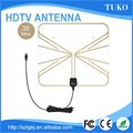 Optimized dimension outdoor auto car antenna
