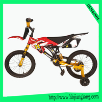 Boy Kid Bicycle Motor Road Bike